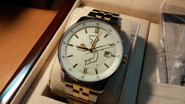3 Điểm ấn tượng với đồng hồ Orient phiên bản giới hạn tại Việt Nam