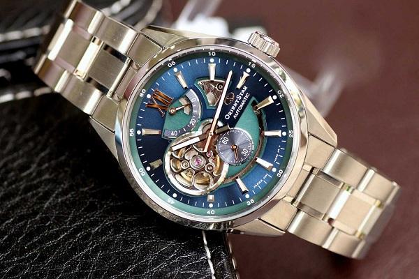 Cập nhật mới nhất giá đồng hồ Orient bao nhiêu tiền