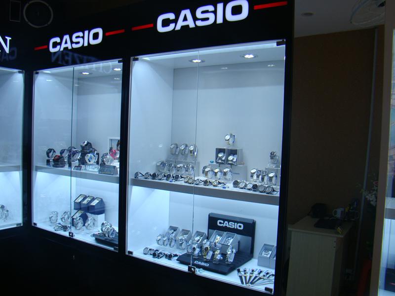 đồng hồ dây da Casio nên mua trong năm 2015 và 2016