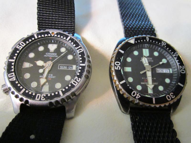 Có nên mua đồng hồ Citizen