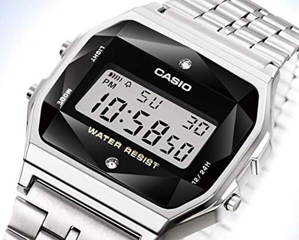 Đồng hồ casio đính kim cương có gì nổi bật đáng để bạn lựa chọn