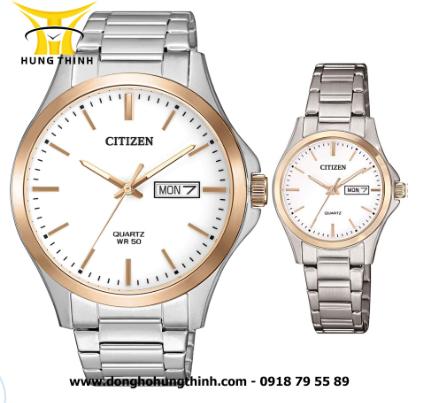 Đồng hồ đeo tay nữ màu trắng luôn được chị em phụ nữ lựa chọn hiện nay