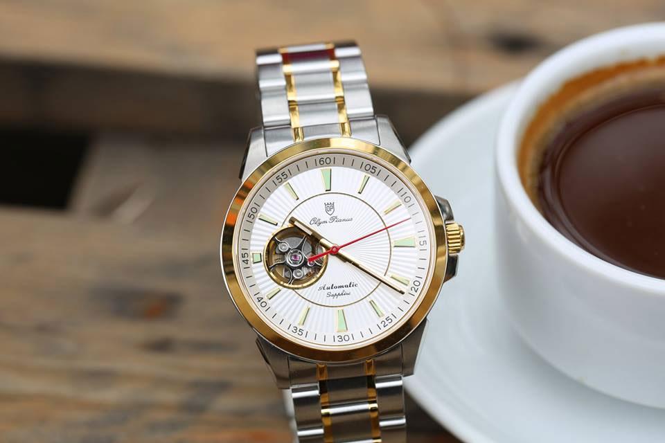 Đồng hồ nam Olym Pianus chính hãng có tốt không?