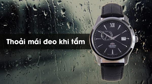 Đồng hồ Orient có chống nước không và độ chống nước thế nào?