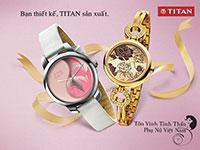 Mua đồng hồ đeo tay nữ chính hãng ở đâu?