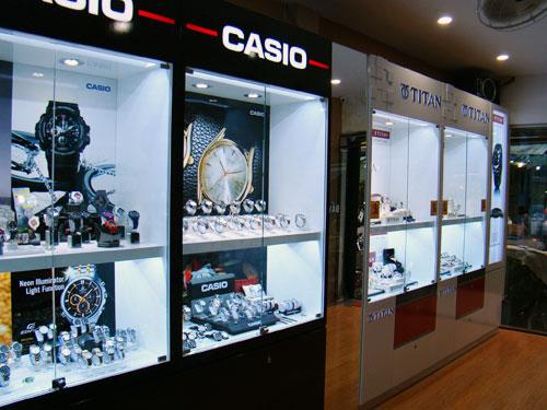 Cửa hàng đồng hồ đeo tay chính hãng giá rẻ tại TPHCM