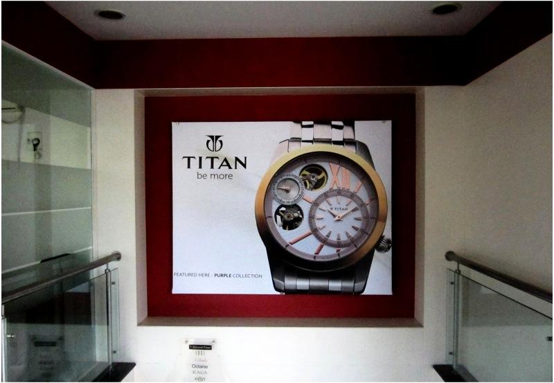 Cửa hàng đồ hồ Titan chính hãng tại Quận 3