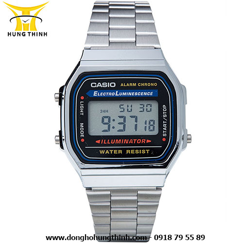 CASIO DIGITAL A168WA-1WDF