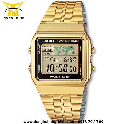 CASIO DIGITAL A500WGA-1DF