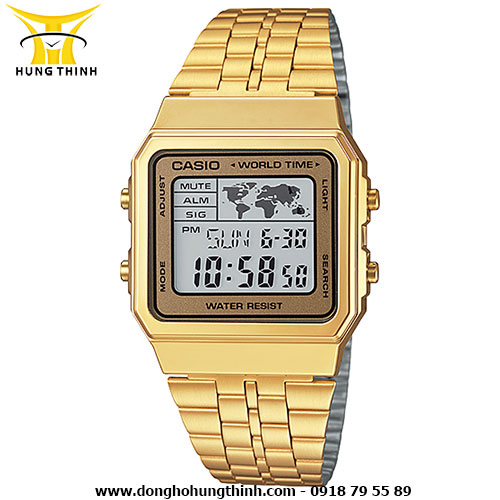 CASIO DIGITAL A500WGA-9DF