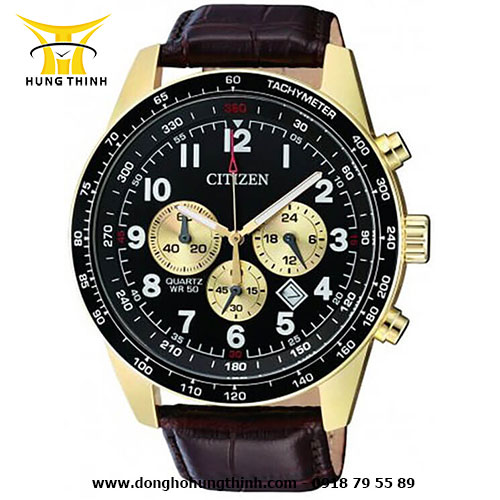 CITIZEN DÂY DA NAM 6 KIM AN8162-06E