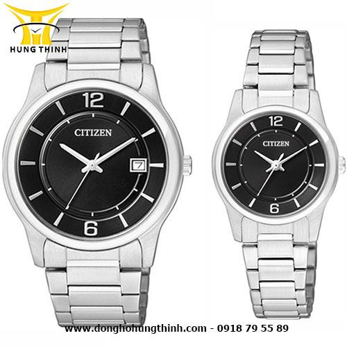 CITIZEN CẶP BD0020-54E và ER0180-54E