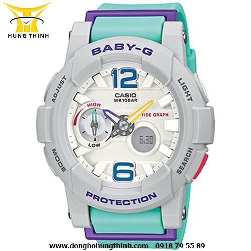 CASIO BABY-G BGA-180-3BDR