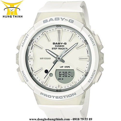 CASIO THỂ THAO NỮ BABY-G BGS-100-7A1DR
