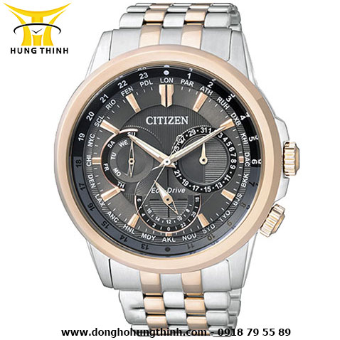 CITIZEN NAM 6 KIM ECO-DRIVE BU2026-65H