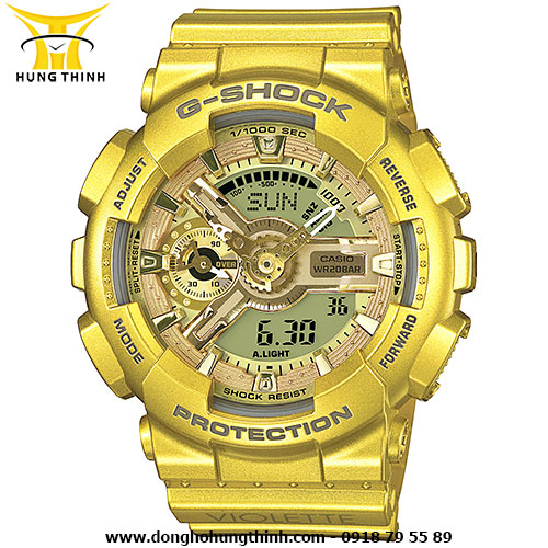 CASIO G-SHOCK GMA-S110VK-9ADR
