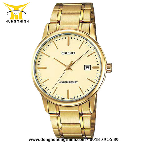 CASIO STANDARD MTP-V002G-9AUDF