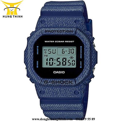 CASIO THỂ THAO NỮ G-SHOCK DW-5600DE-2DR