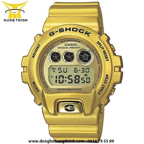 CASIO G-SHOCK DW-6900GD-9DR