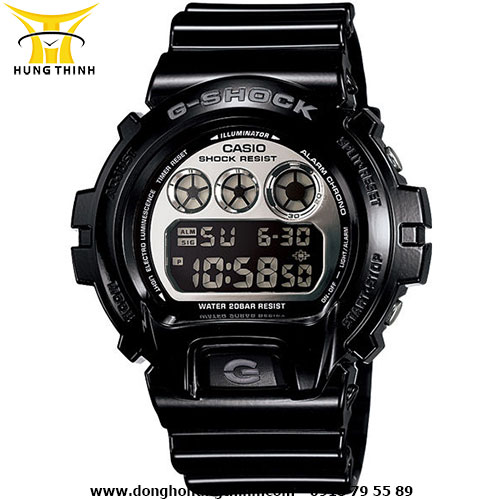 CASIO G-SHOCK DW-6900NB-1DR