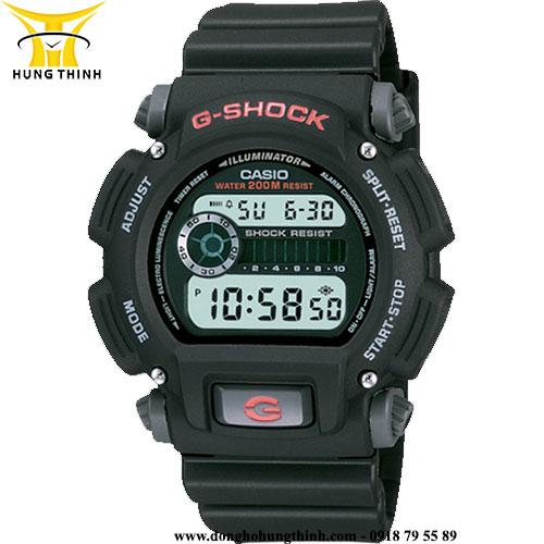 CASIO THỂ THAO NAM G-SHOCK DW-9052-1VDR