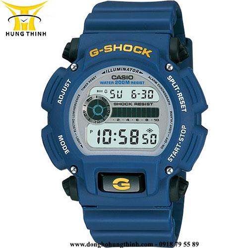 CASIO THỂ THAO NAM G-SHOCK DW-9052-2VDR