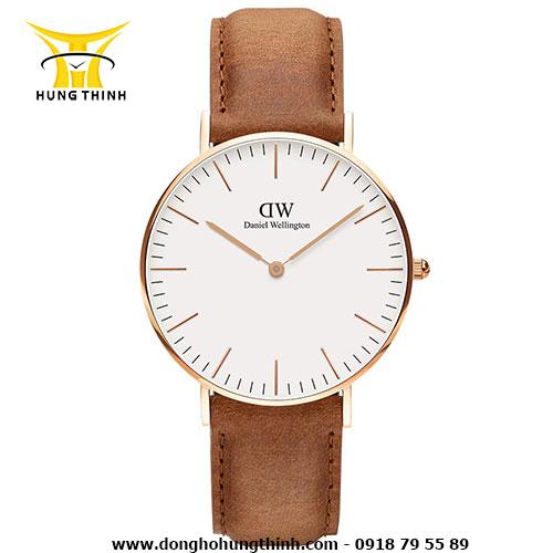 DANIEL WELLINGTON CLASSIC DURHAM NAM NỮ DW00100111