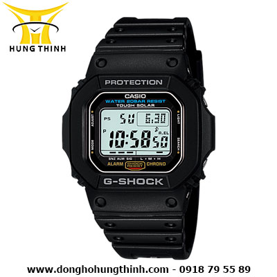 CASIO G-SHOCK G-5600E-1DR