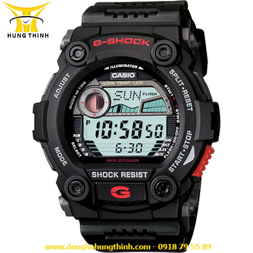 CASIO G-SHOCK G-7900-1DR