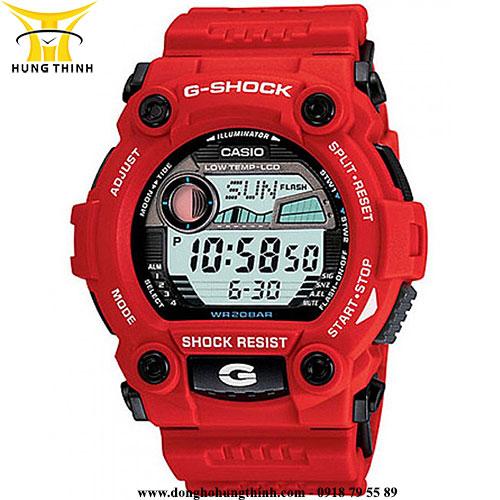 CASIO THỂ THAO NAM G-SHOCK G-7900A-4DR