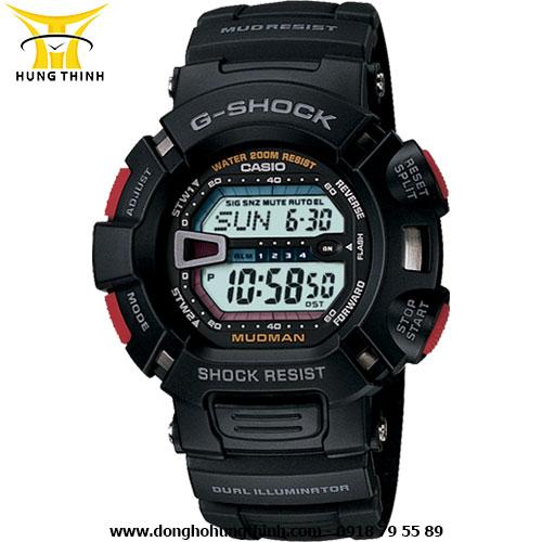 CASIO G-SHOCK G-9000-1VSDR