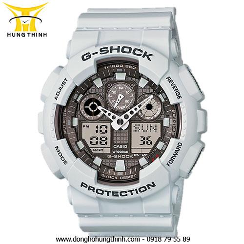 CASIO G-SHOCK GA-100LG-8ADR