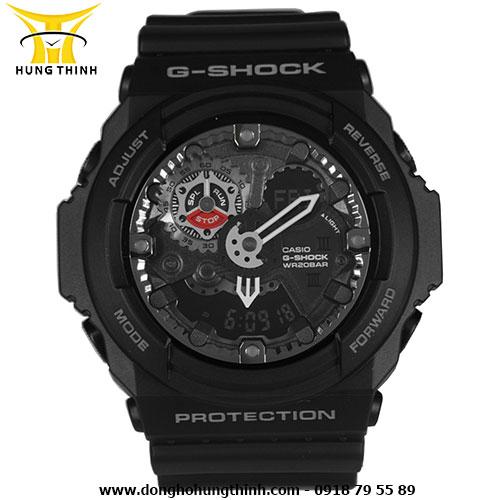 CASIO G-SHOCK GA-300-1ADR