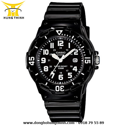 CASIO ANALOG LRW-200H-1BVDF