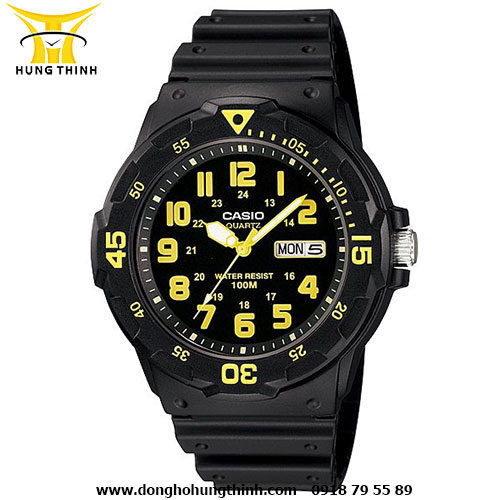 CASIO ANALOG MRW-200H-9BVDF