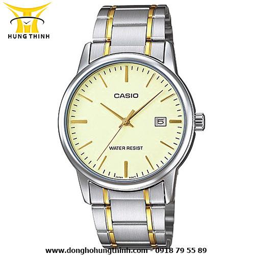 CASIO STANDARD MTP-V002SG-9AUDF