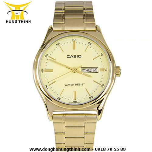 CASIO STANDARD MTP-V003G-9AUDF