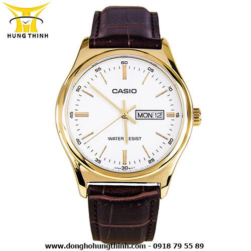 CASIO STANDARD MTP-V003GL-7AUDF