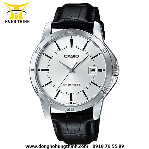 CASIO STANDARD MTP-V004L-7AUDF