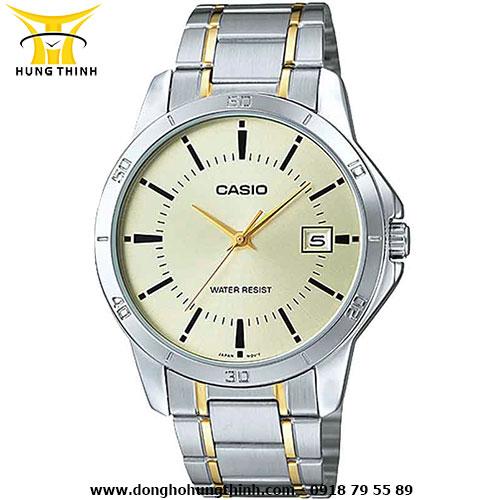 CASIO STANDARD MTP-V004SG-9AUDF