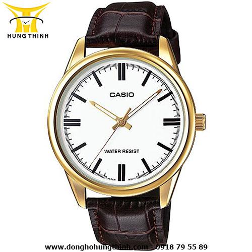 CASIO STANDARD MTP-V005GL-7AUDF