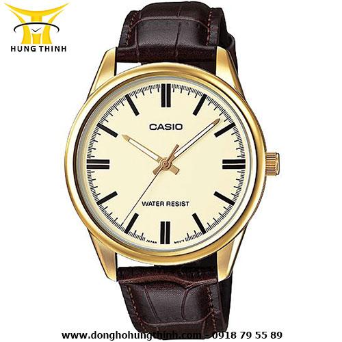CASIO STANDARD MTP-V005GL-9AUDF