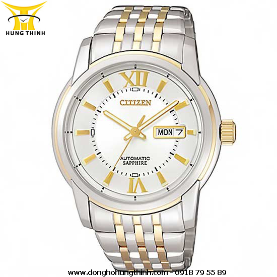 CITIZEN AUTOMATIC NH8338-54A