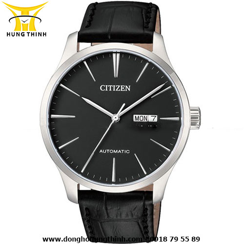 CITIZEN DÂY DA NAM AUTOMATIC 3 KIM NH8350-08E