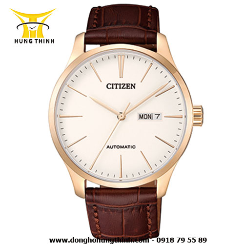 CITIZEN AUTOMATIC ĐÂY DA NAM NH8353-18A