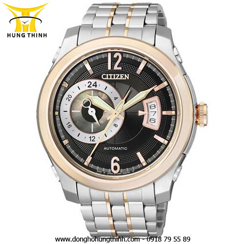 CITIZEN AUTOMATIC NP3004-53E
