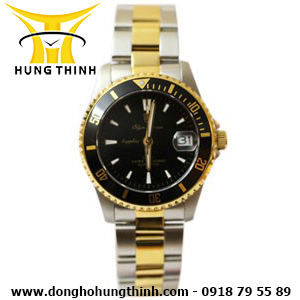 OP DÂY KIM LOẠI NAM AUTOMATIC 89983AMSK-D