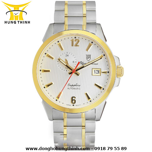 OP DÂY KIM LOẠI NAM AUTOMATIC OP990-081AMSK-T