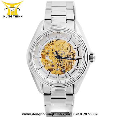 OP DÂY KIM LOẠI NAM AUTOMATIC OP992-4AMS-T
