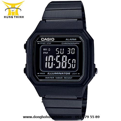 CASIO UNISEX B650WB-1BDF